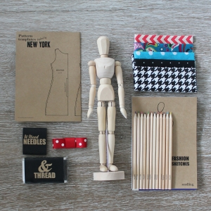 79a87dca3 Fashion Designer's kit. Inspired by New York | Good Things for Kids