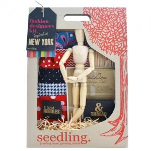 Seedling Fashion Designers Kit Inspired By New York