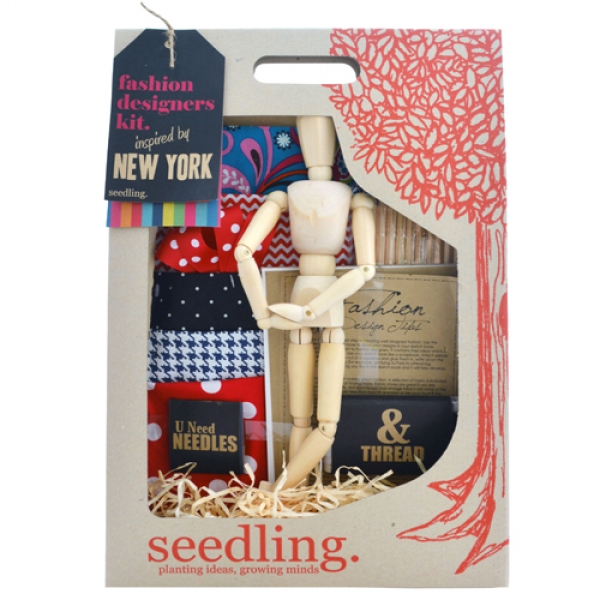Fashion Designers Kit Inspired By New York Good Things For Kids