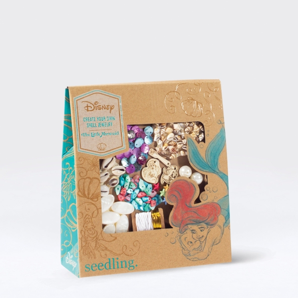 Design Make Your Own Jewellery: Disney's: Create Your Own Shell Jewelry